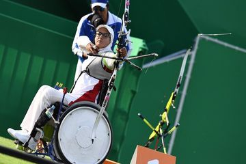 «زهرا نعمتی» نایب قهرمانی مسابقات پاراکمان امارات شد