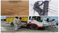 ۱۳ مورد خسارت به شبکه توزیع برق سیستان وبلوچستان وارد شد