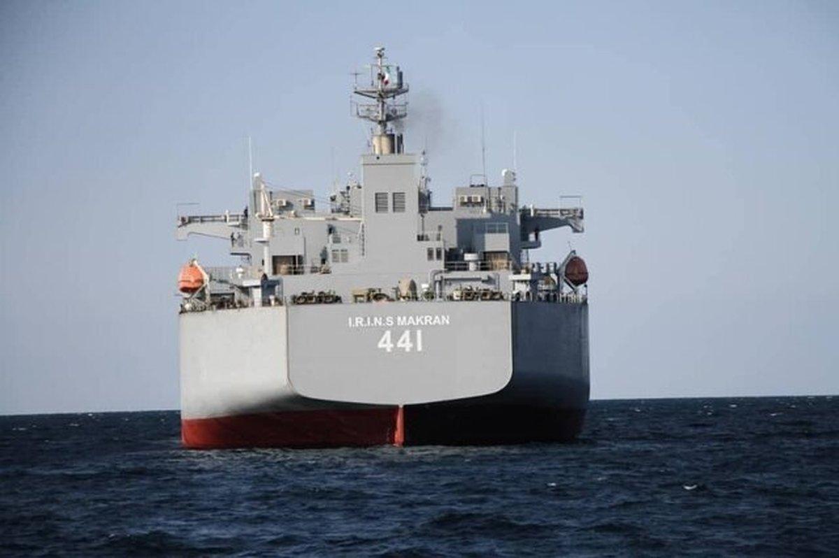 واشنگتن نزدیک به دو هفته است حرکت دو کشتی ایران به سمت قاره آمریکا را زیر نظر دارد