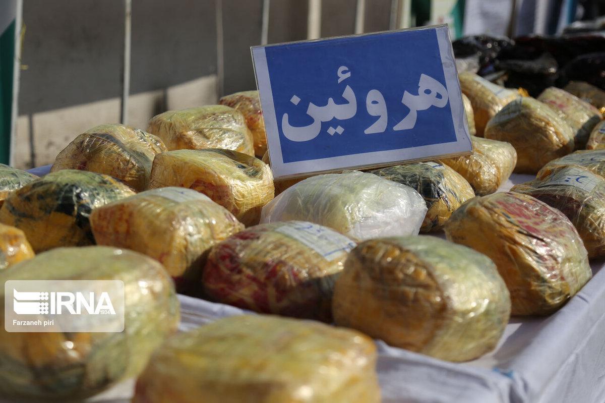 انواع مخدر  |  در استان سمنان هشت هزار و ۱۴۵ کیلوگرم انواع مخدر کشف شد