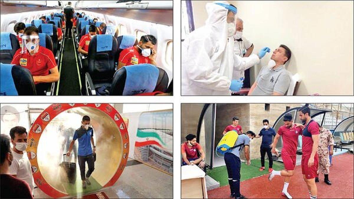 فوتبال |  ویروس کرونا با اقتصاد شکننده فوتبال ایران چه کرد؟