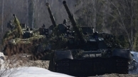 اوکراین مدعی حمله روسیه به مواضع این کشور شد