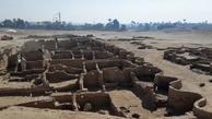 شهر طلایی گمشده ۳هزار ساله مصر، از زیر خاک بیرون آمد