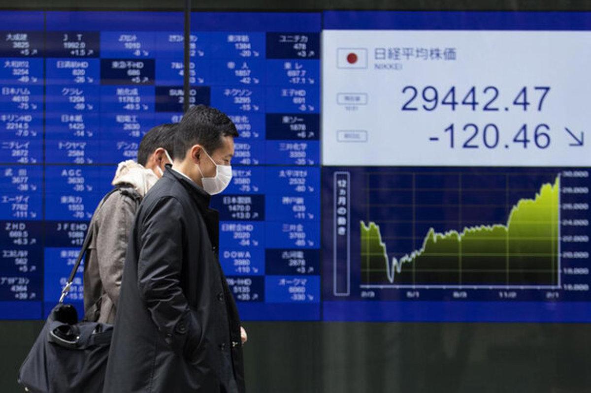 نوسان سهام آسیا اقیانوسیه | سقوط سهام چین و هنگکنگ