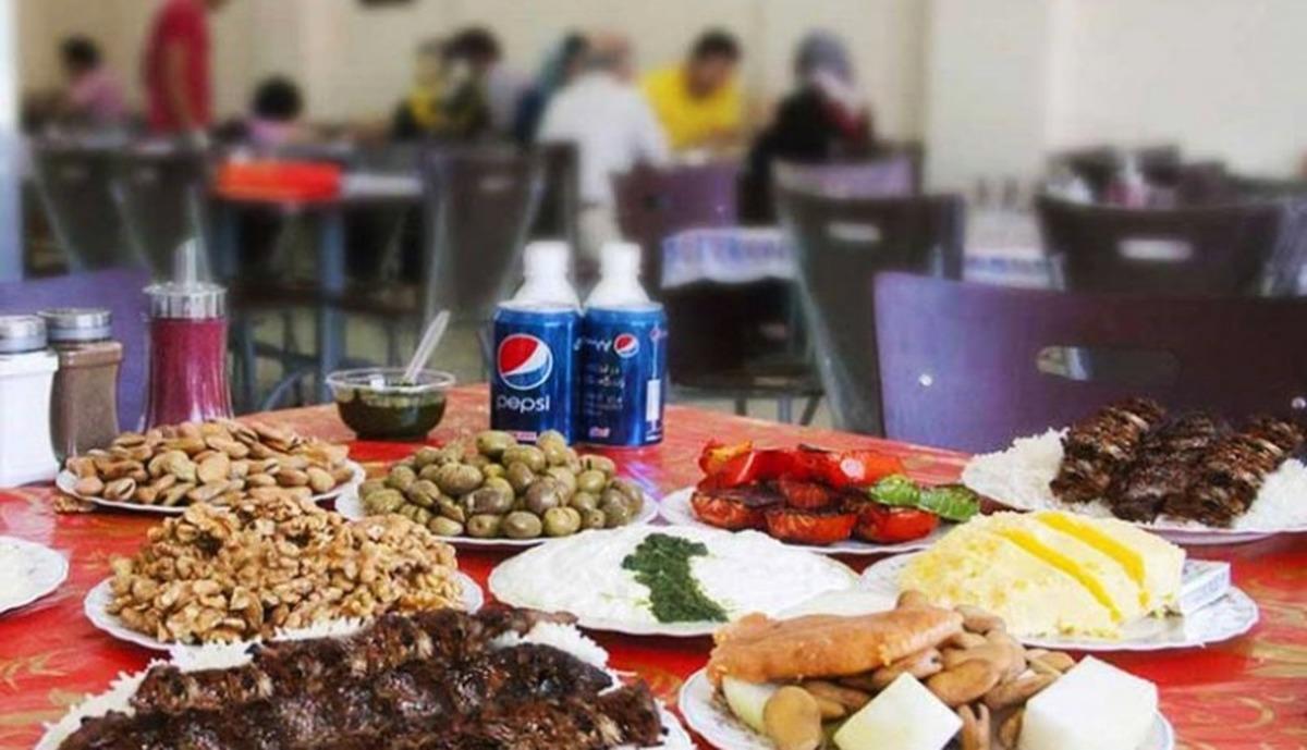 افزایش قیمت غذای رستورانها حدود ۳۰ درصد بوده است