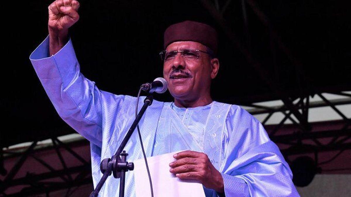 انتخاب محمد بازوم به عنوان رئیس جمهوری نیجر تایید شد