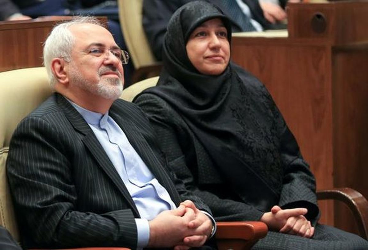 واکنش خطیب زاده به شایعه ممنوع الخروجی همسر ظریف: در رسانههای رسمی چنین خبری را ندیدم