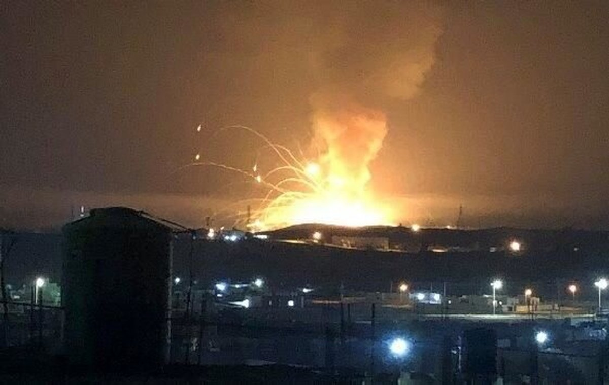 انفجار مرگباردر مراسم نماز جمعه کابل