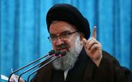 احمد خاتمی: همه از شل حجابی ناراحت هستند اما یادمان باشد اگر این حکومت دینی نباشد، جشن هنر برگزار می شود
