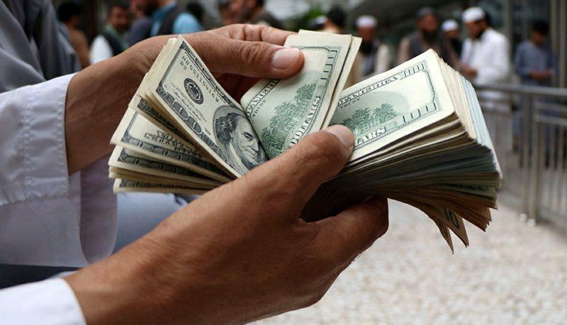 قیمت دلار و یورو در بازار+جدول