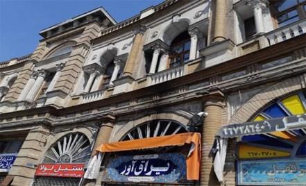 میدان حسن آباد تغییر کاربری می دهد