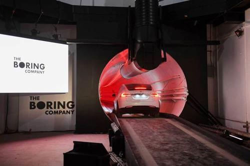 ایلان ماسک شعبه چین بورینگ کمپانی را راهاندازی میکند