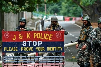 درگیری مرزی بین هند و پاکستان عامل مرگ یک نظامی هندی