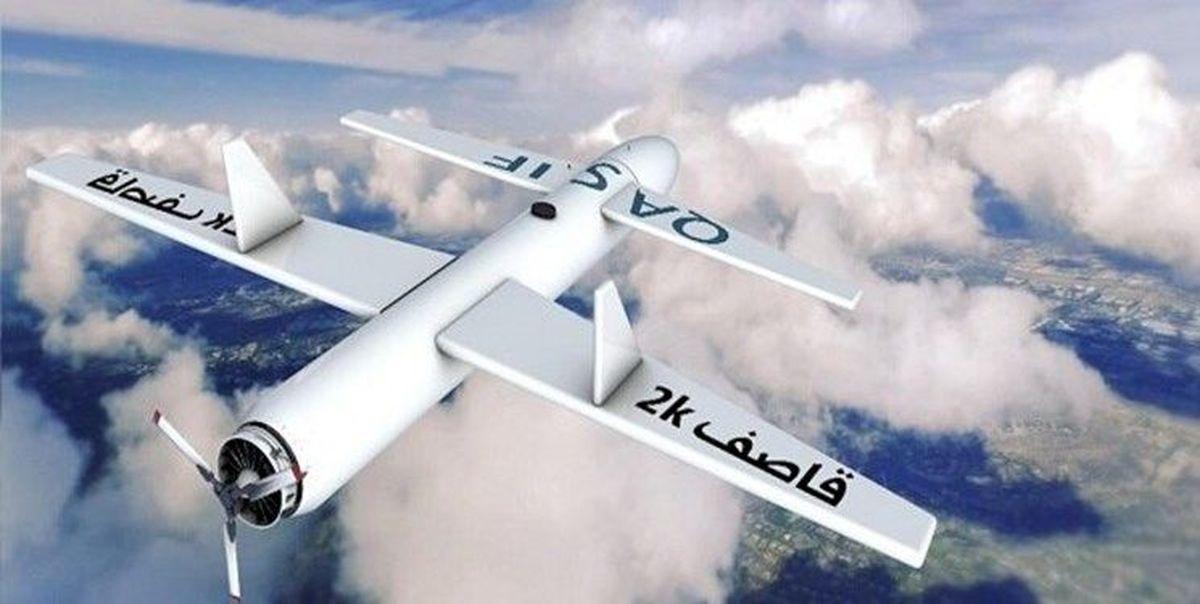 عملیات پهپادی و موشکی نیروهای یمنی علیه پایگاه هوایی «ملک خالد»