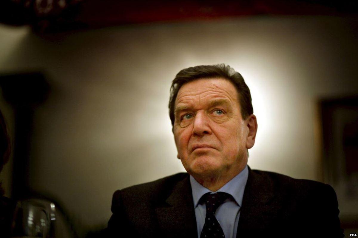 صدراعظم سابق آلمان در راس یکی از بزرگترین شرکت های نفتی جهان