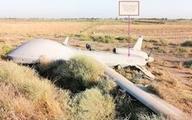 سرنگونی پهپاد جاسوسی آمریکا در بغداد