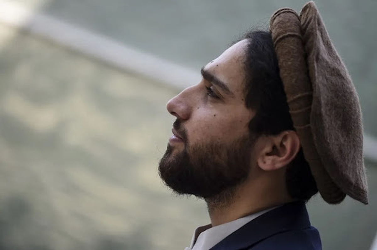 پیام محترم احمد مسعود، رهبر جبهه مقاومت ملی افغانستان + فیلم