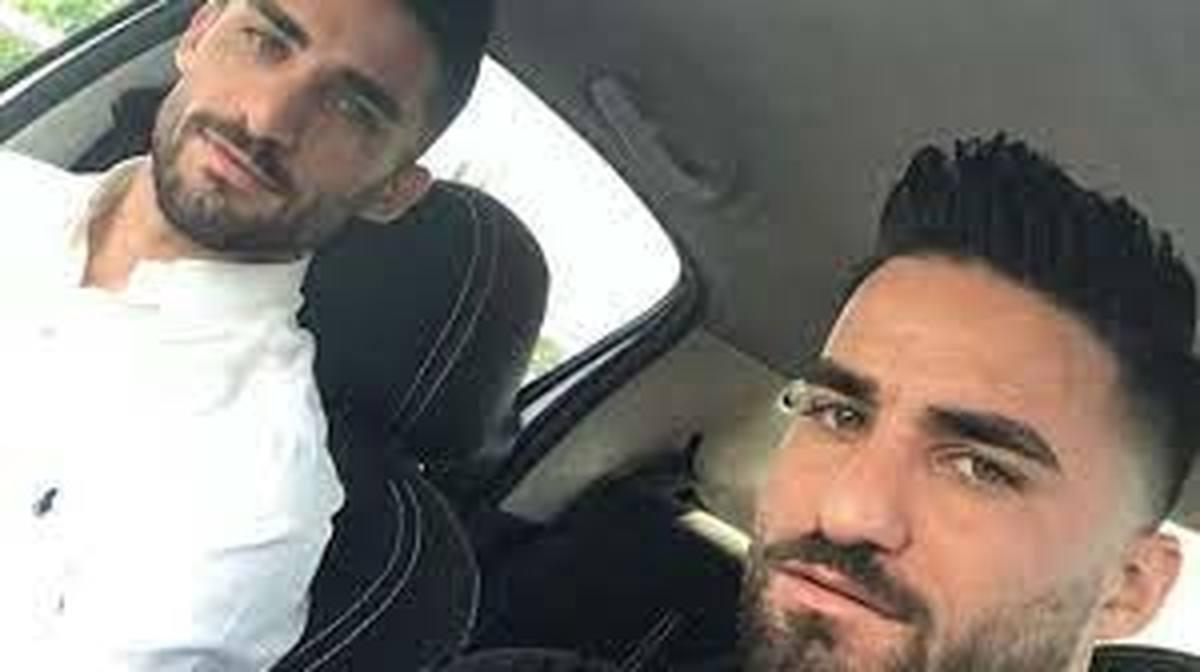 جدایی دوقلوهای تیم ملی فوتبال ایران + عکس