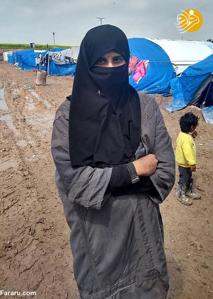 بیوه انگلیسی ۳ داعشی: پشیمانم!