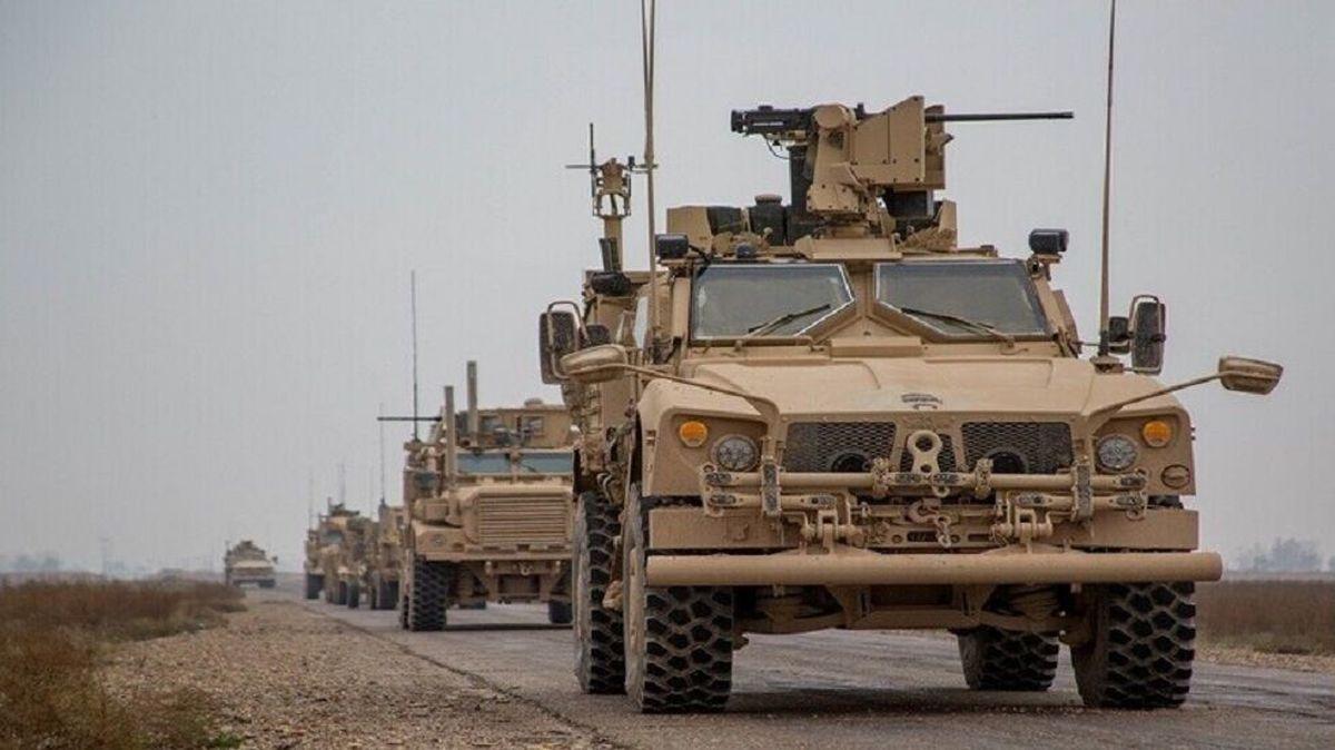 انفجار بر سر راه کاروان پشتیبانی ائتلاف آمریکایی در عراق