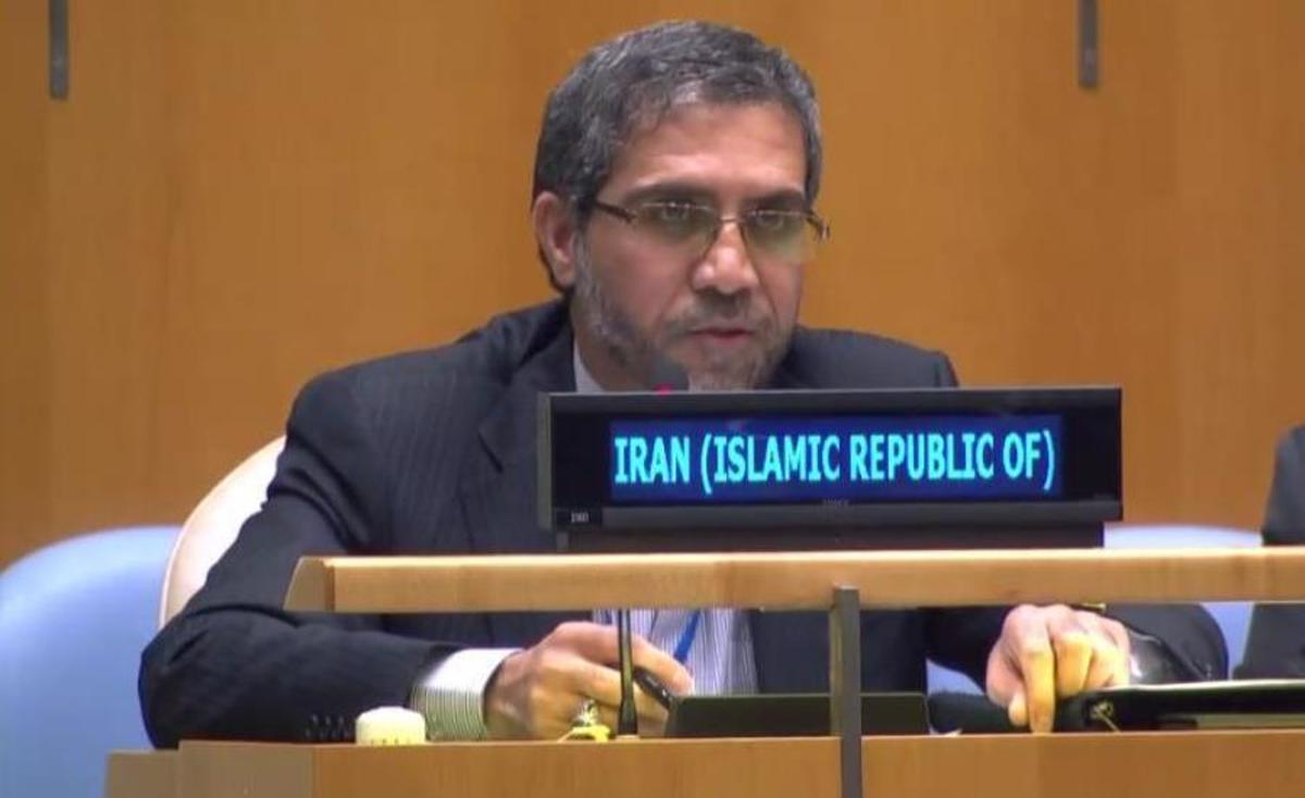 در پاسخ به اتهامات باطل جبیر؛  نماینده ایران: همه می دانند سعودی ها منبع مالی تروریسم هستند
