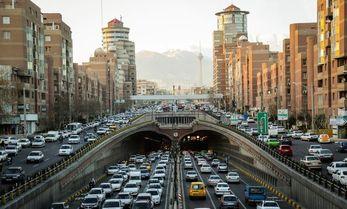 کاهش ملموس ترافیک تهران پس از حذف زوج یا فرد