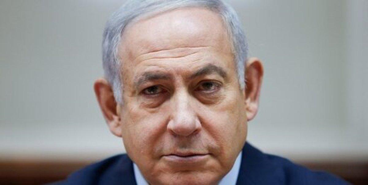 صفحه فیسبوک نتانیاهو مسدود شد