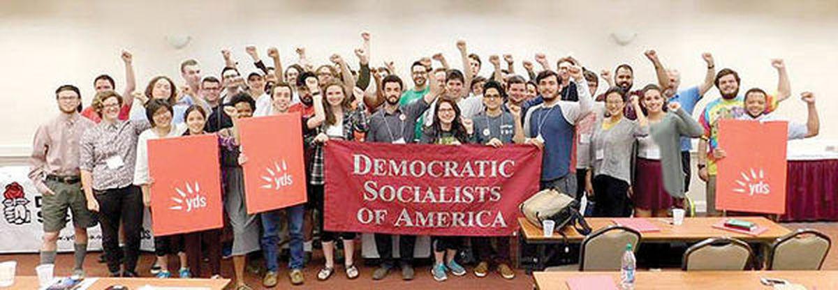 نفوذ سوسیالیسم به قلب کاپیتالیسم