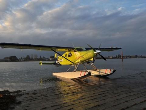 پرواز موفقیتآمیز اولین هواپیمای برقی مسافربری جهان