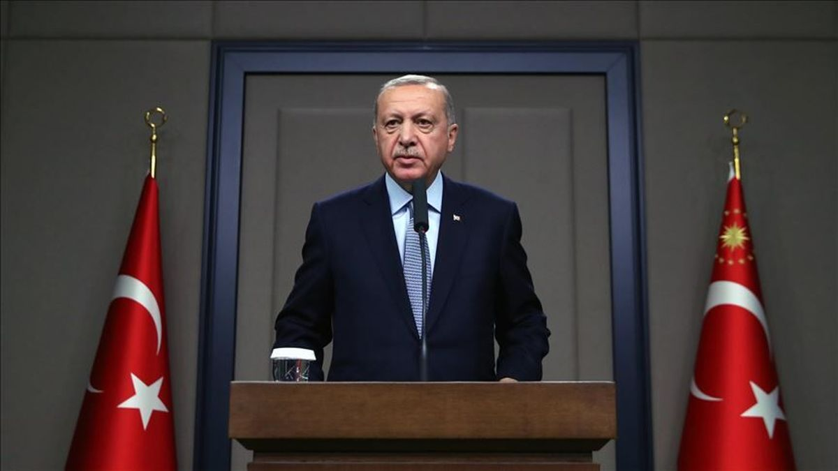 اردوغان: پیشنهاد تقسیم منابع نفتی سوریه را رد کردیم