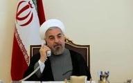 دستور روحانی به وزیر کشور: همه امکانات پیشگیرانه برای جلوگیری از اتش سوزی جنگلها و مراتع  انجام شود