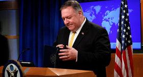 تصمیم خردمندانه واشنگتن درباره ایران از زبان پمپئو!