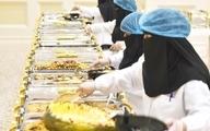 تلاش برای کاهش دورریز غذا در عربستان: از تغییر شکل بشقاب ها تا ترویج رژیم لاغری