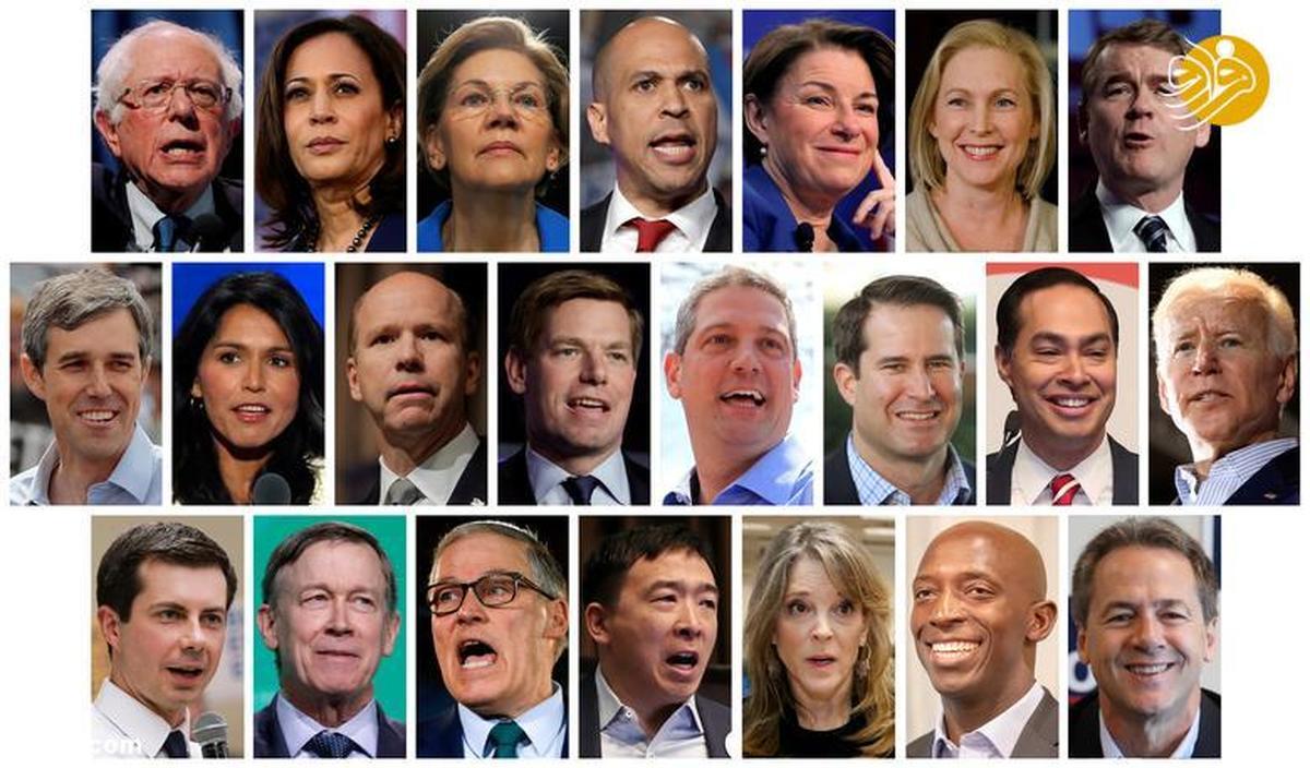 رقبای ترامپ در انتخابات ریاست جمهوری ۲۰۲۰