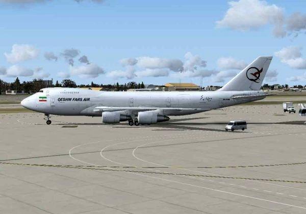 ادعای رویترز  |  یک هواپیمای ایرانی در ونزوئلا فرود آمد