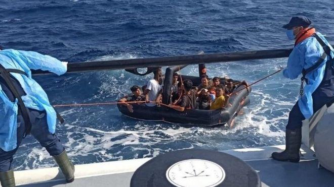 بیش از ۲۰۰ پناهجوی افغانستانی و شماری ایرانی در ترکیه  بازداشت شدند