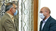 قالیباف در دیدار با زاکانی: مجلس برای حل مشکلات انباشته شده تهران در کنار شهرداری خواهد بود