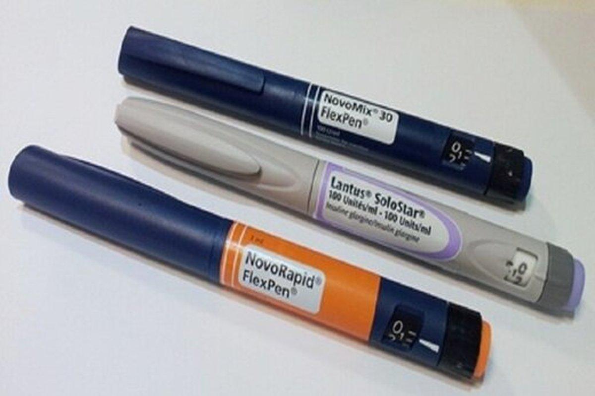 بیماران دیابتی برای دریافت  انسولین های قلمی باید ثبت نام کنند