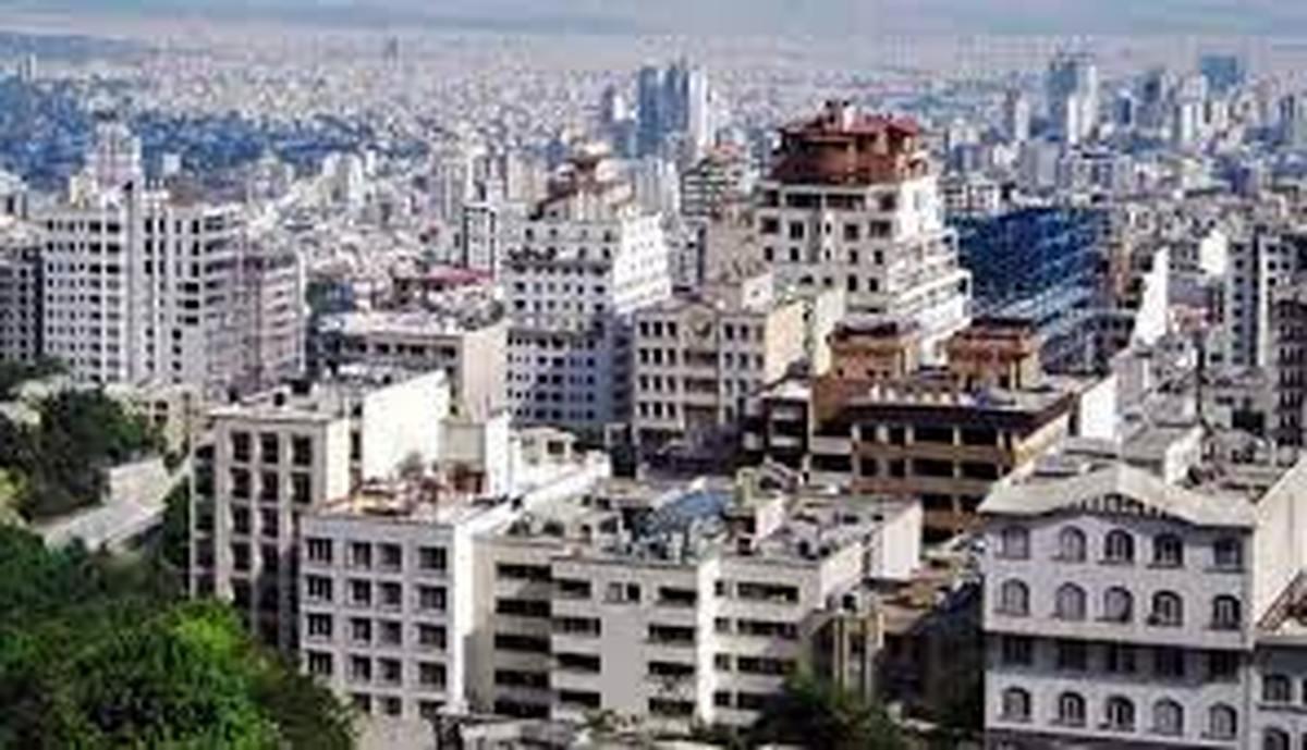قیمت میانگین آپارتمان در بازار مسکن پایتخت +عکس