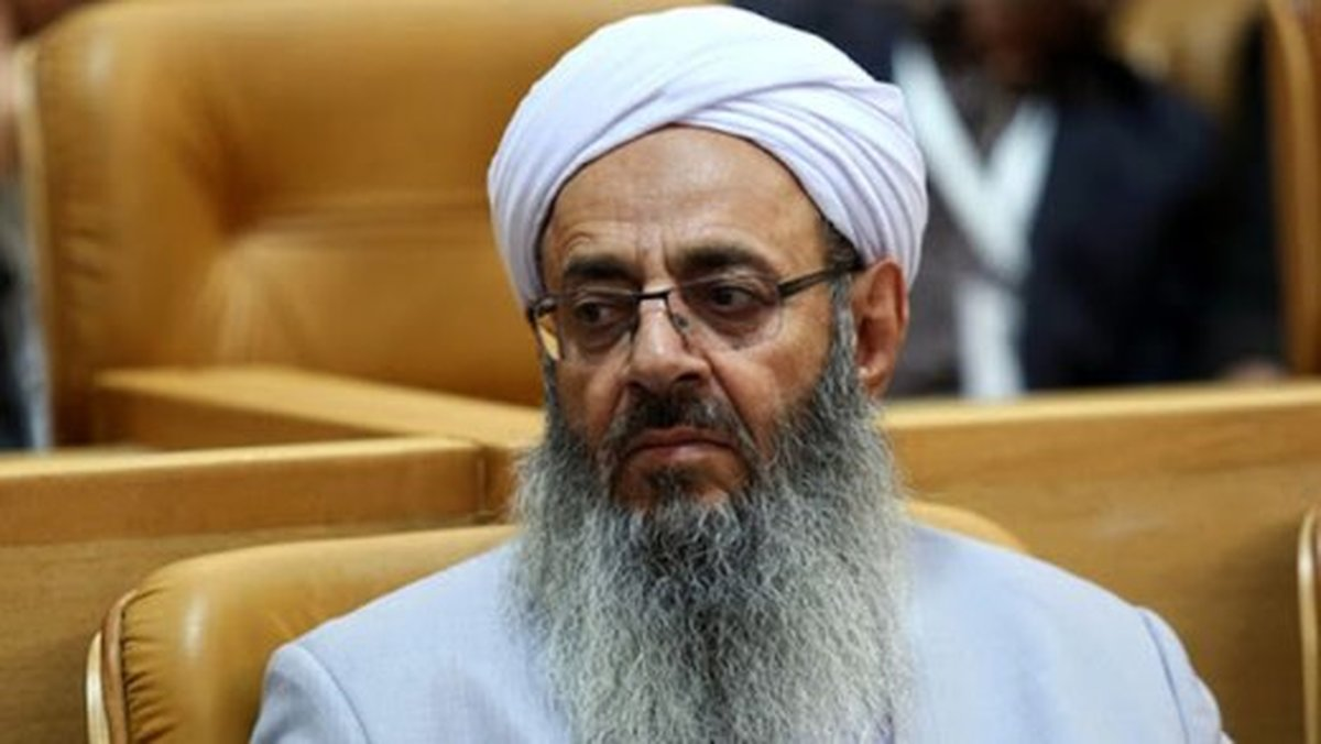 مولوی عبدالحمید دلیل تبریک گفتن به طالبان را بیان کرد