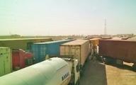 معطلی ۱۰ روزه بیش از ۴۰۰ کامیون ایرانی در گمرک اسلام قلعه
