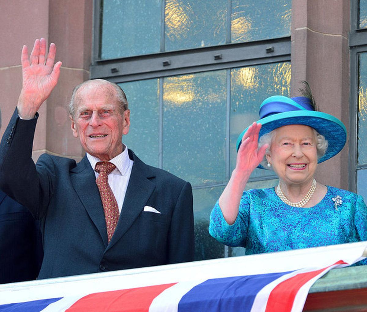 همسر ملکه بریتانیا    شاهزاده فیلیپ در سن ۹۹ سالگی درگذشت
