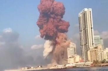 انفجار       19 بازداشتی در ارتباط با انفجار بندر بیروت