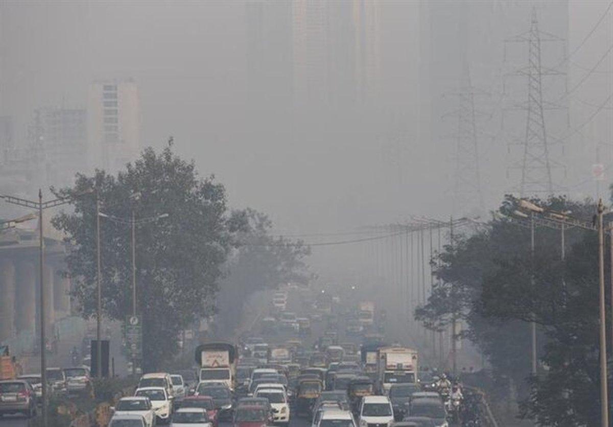 تحمیل خسارت تریلیون دلاری آلودگی هوا به جهان