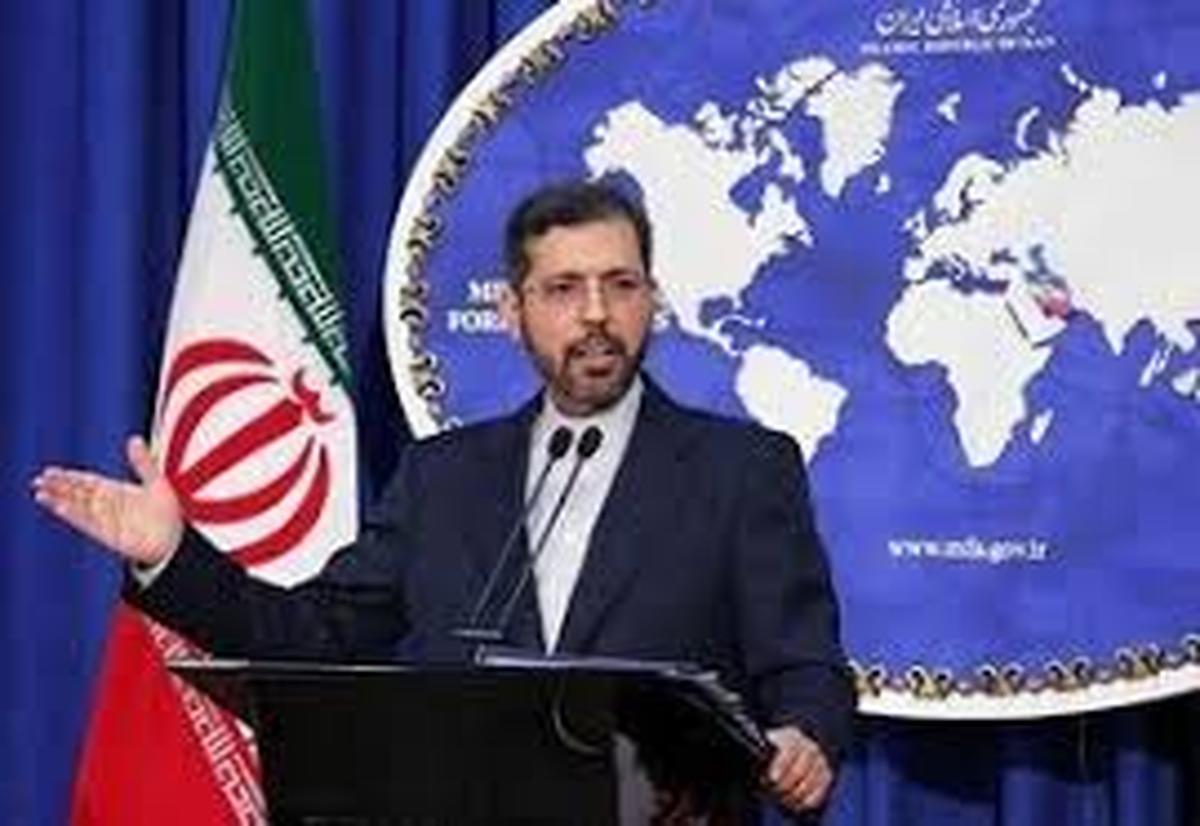 خطیب زاده: اظهارات امروز آشنا موضع شخصی است؛ نه با وزارت خارجه هماهنگ شده نه با دکتر ظریف