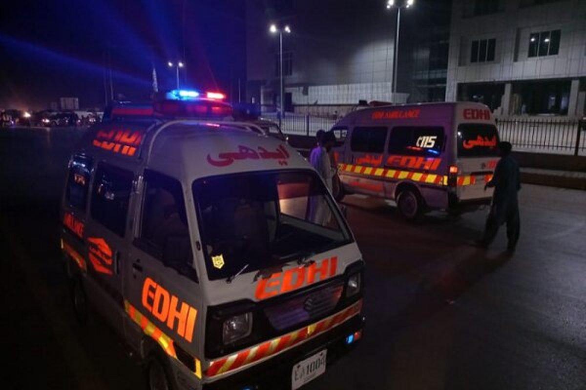 انفجار در مرکز ایالت بلوچستان پاکستان| ۲ نفر زخمی شدند