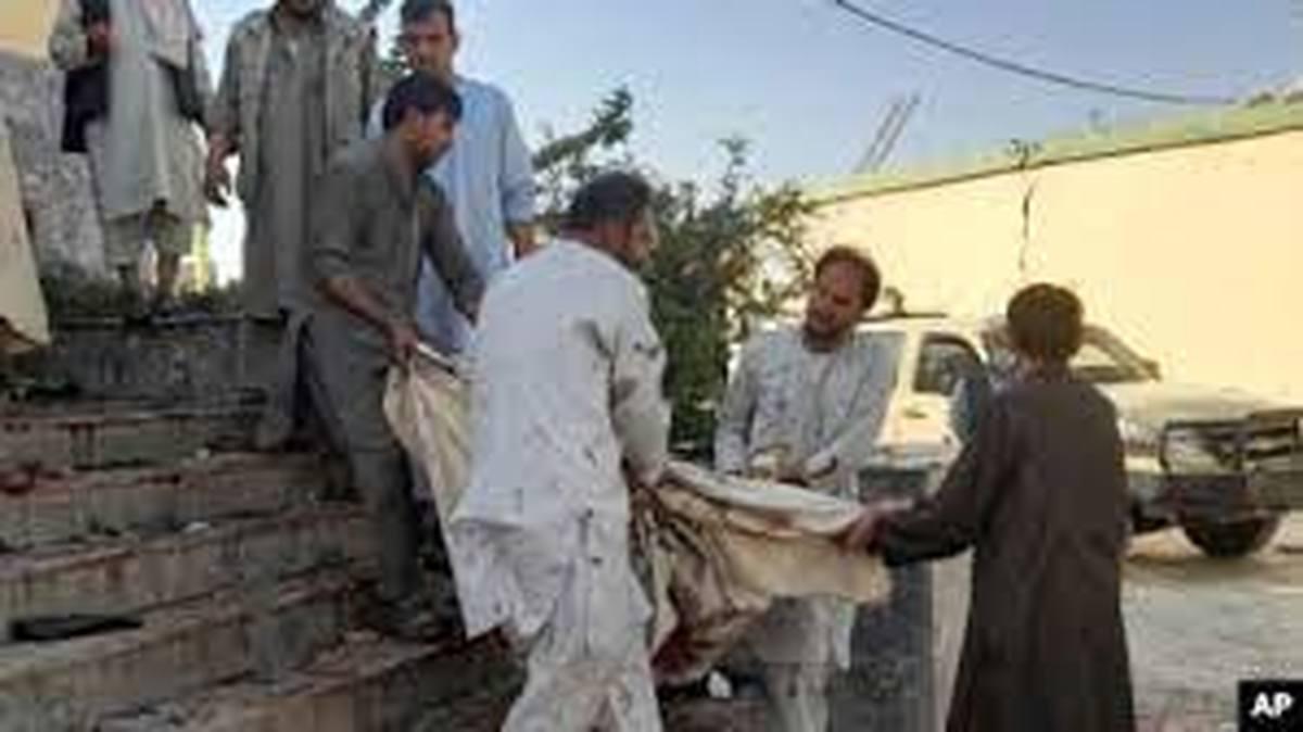 حمله  مرگبار به مسجدی در افغانستان