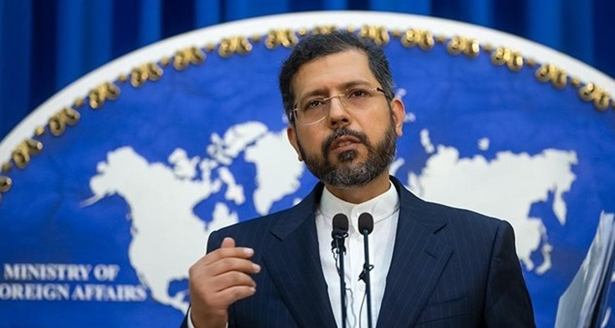 ایران در کنار افغانستان، میایستد