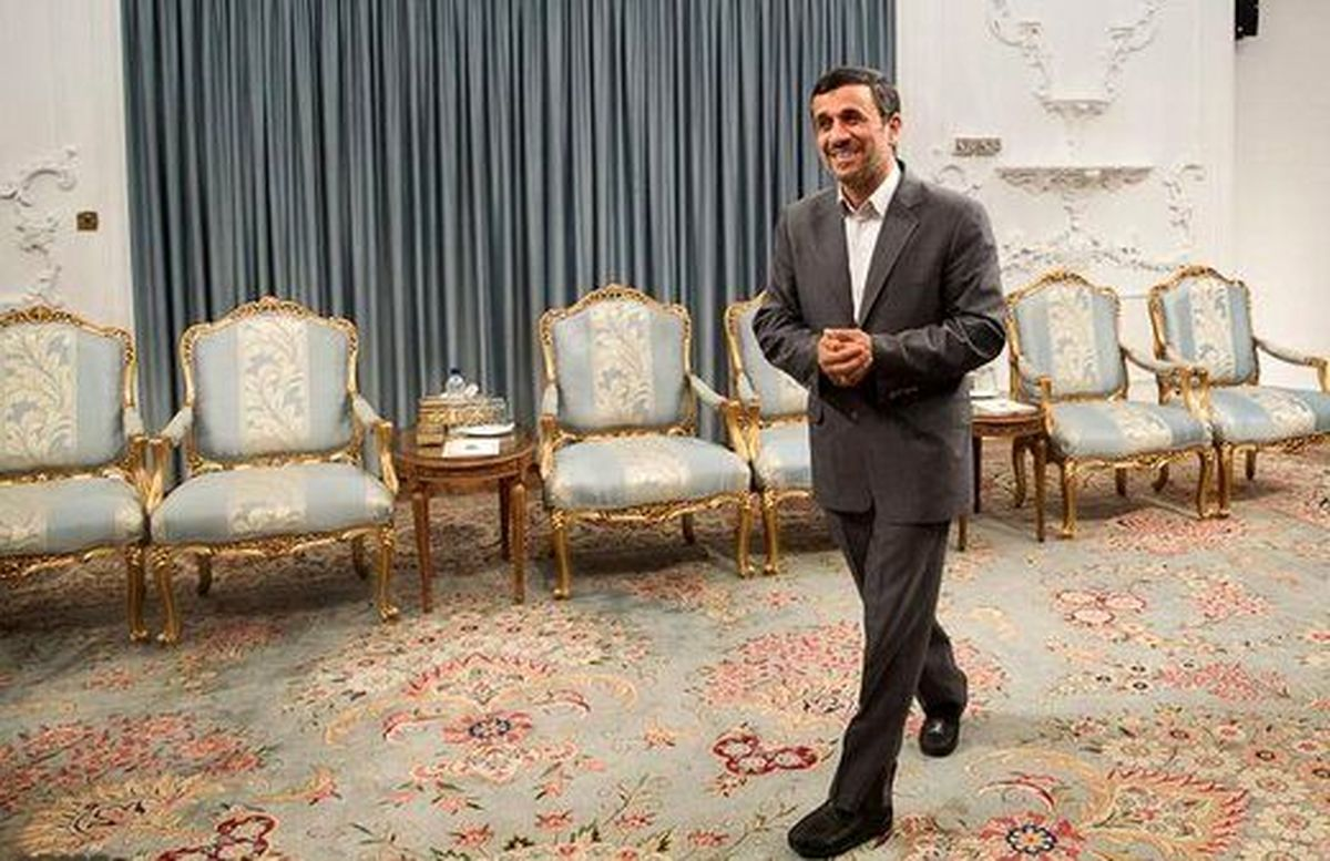 احمدی نژاد امروز عازم ستاد انتخابات کشور میشود