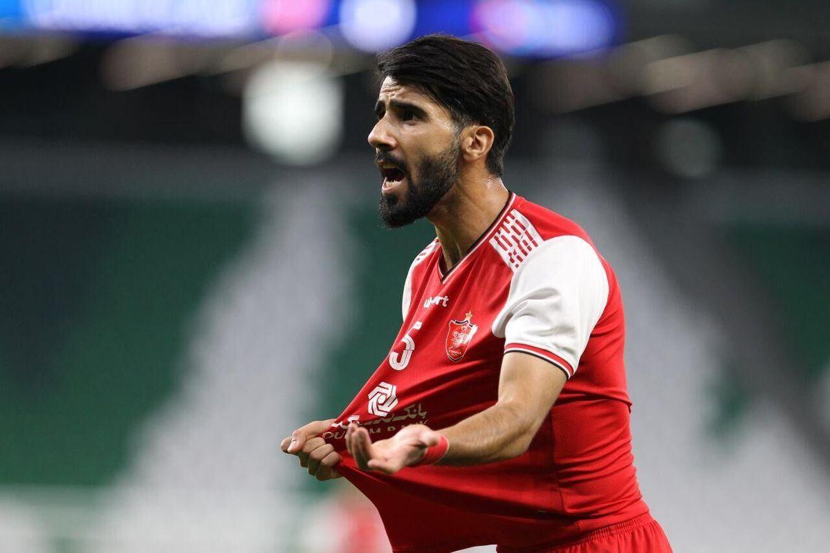 باشگاه پرسپولیس به مذاکرات غیرقانونی با بشار رسن هشدارداد